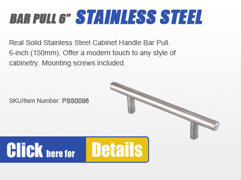 stainless steel pull