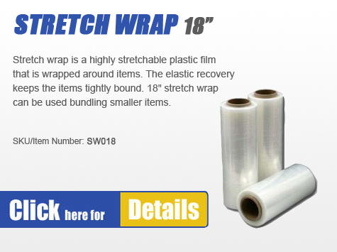 stretch wrap 18